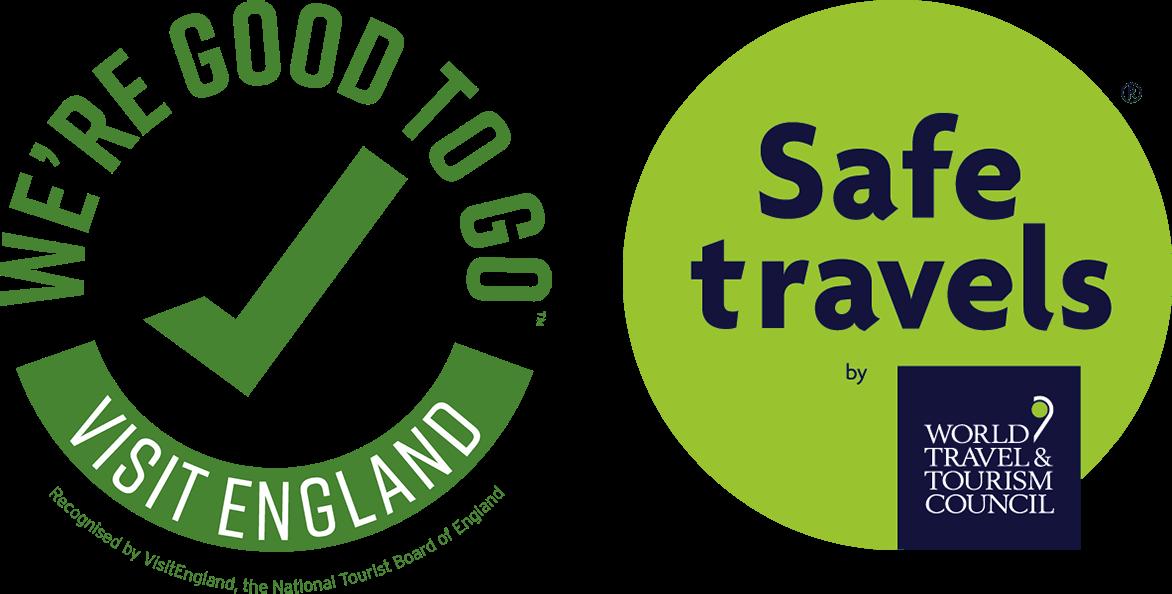 We're Good to Go - VisitEngland Industry Standard