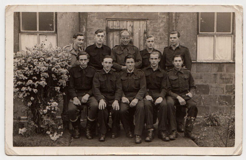 POWs Eden Camp