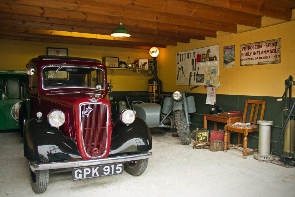 Austin Garage