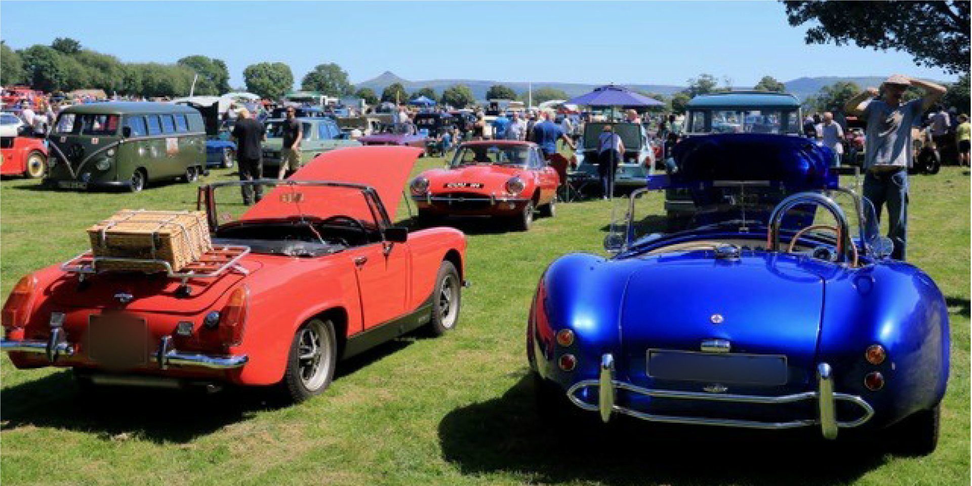 Stokesley's 'Classics on Show' Gets WWII Flavour With Eden Camp!