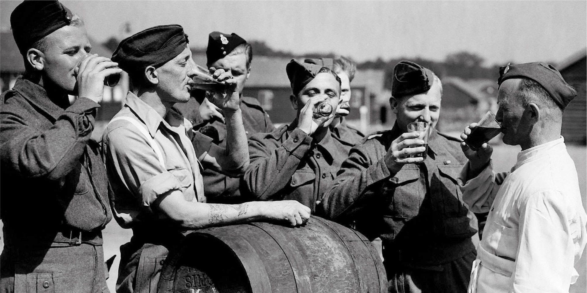 #ForgottenFriday – Cheers! It's International Beer Day