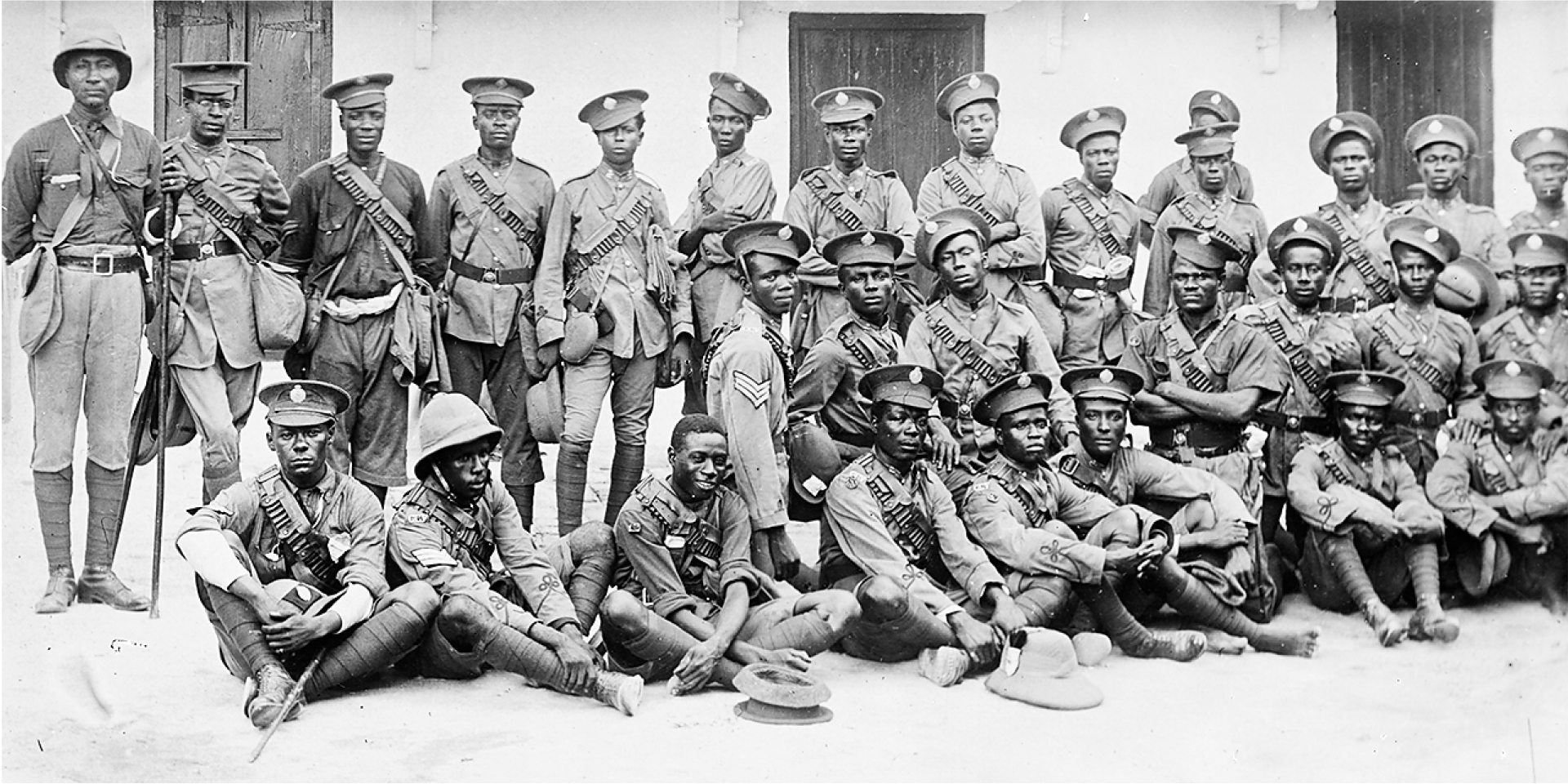 #ForgottenFriday – Black History during the WW1